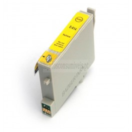 Tinteiro Epson Compatível T0614 Amarelo