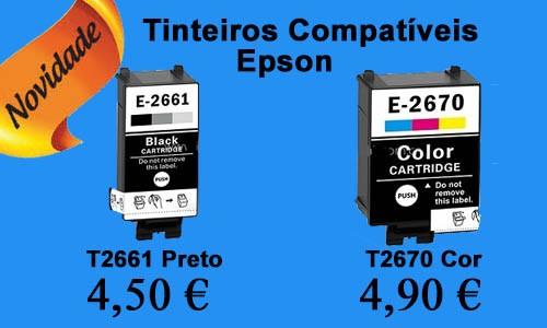 Epson T2661-T2670
